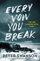 Every vow you break : a novel Book cover