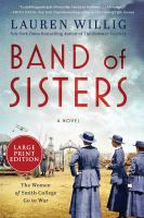 Band of sisters : a novel Book cover