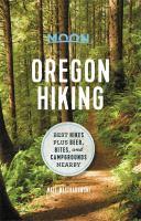 Moon Oregon hiking   Cover Image