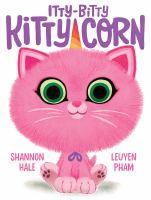 Itty-bitty kitty-corn Book cover