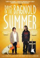 Days of the Bagnold summer  Cover Image