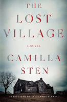 The lost village : a novel Book cover