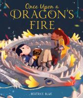 Once upon a dragon's fire Book cover
