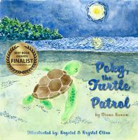 Poky, the turtle patrol Book cover