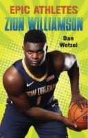 Zion Williamson Book cover