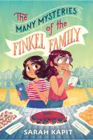 The many mysteries of the Finkel family Book cover