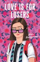 Love is for losers Book cover