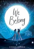 We belong Book cover