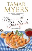 Mean and shellfish Book cover