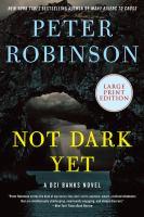 Not dark yet  Cover Image