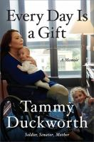 Every day is a gift : a memoir Book cover