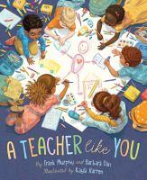 A teacher like you Book cover