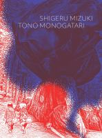 Tono monogatari Book cover