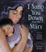 I sang you down from the stars Book cover
