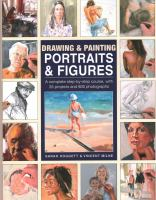 Drawing & painting portraits & figures : a complete step-by-step course, with 35 projects and 800 photographs  Cover Image