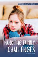 Handling family challenges  Cover Image