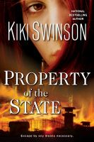 Property of the state Book cover