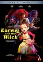 Earwig and the witch Book cover