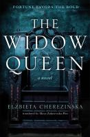 The widow queen Book cover