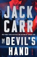 The devil's hand : a thriller  Cover Image