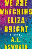We are watching Eliza Bright by A. E. Osworth.