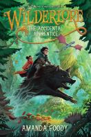 The accidental apprentice Book cover