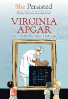 Virginia Apgar Book cover