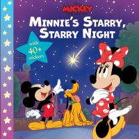 Minnie's starry, starry night / written by Nancy Parent ; illustrated by Tomato Farm. Book cover