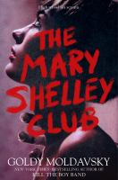 The Mary Shelley Club Book cover