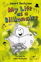 My life as a billionaire Book cover