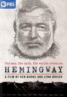 Hemingway Book cover