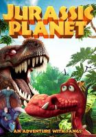 Jurassic planet Book cover