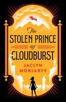 The stolen prince of Cloudburst Book cover