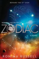 Zodiac Book cover
