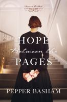Hope between the pages Book cover