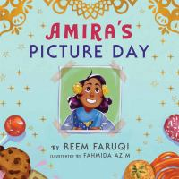 Amira's picture day Book cover