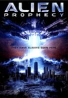Alien prophecy Book cover