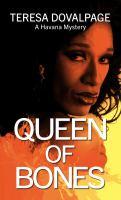 Queen of bones Book cover