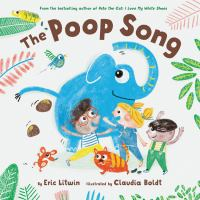 The poop song Book cover
