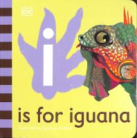 I is for Iguana Book cover