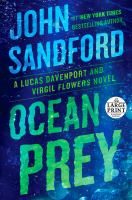 Ocean prey by John Sandford.