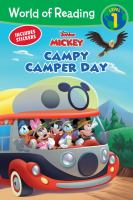 Campy camper day Book cover