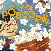 Let's pop, pop, popcorn! Book cover