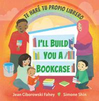 Te hare tu propio librero = I'll build you a bookcase Book cover