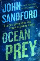 Ocean prey Book cover