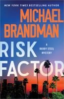 Risk factor Book cover