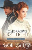Tomorrow's first light Book cover