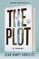 The plot Book cover