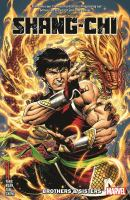 Shang-Chi by Gene Luen Yang. Vol. 1 Brothers & sisters Book cover