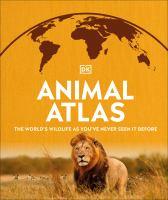 Animal atlas Book cover
